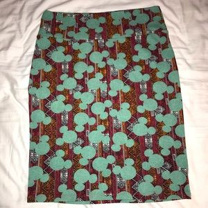 LulaRoe Mickey Mouse Cassie